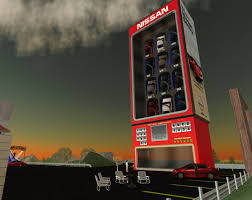 Building A Vending Machine Custom Would You Buy A New Car From This Vending Machine The Alphaville
