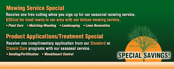 Mowing And Maintenance Contracts In Gainesville Va Fall Spring