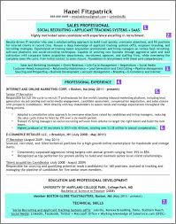 Recruiting Resume New How To Write The Perfect Resume To Make A Career Change Ladders