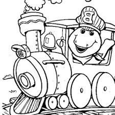 Small Picture 13 Barney Coloring Pages Cartoons printable coloring pages
