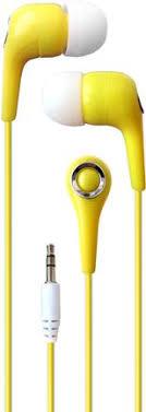 Купить <b>Наушники Code HPS604 Yellow</b> по выгодной цене в ...