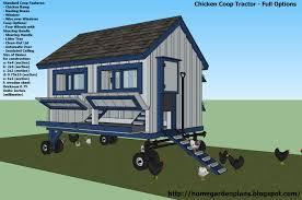 pc4 en coop tractor plans free free