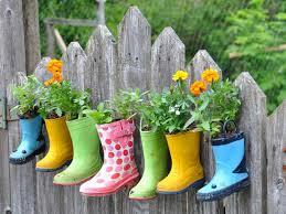 15 Creative Garden Ideas With Unusual Items