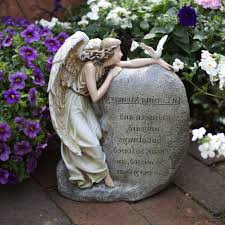 angel garden. photo 3 of 10 garden statues angels #3 memorial angel figure
