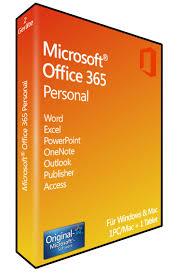 Microsoft Office 365 Personal 1 User 65 00eur Ean 0885370750119