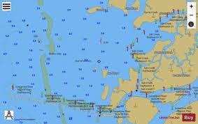 Suwannee River Marine Chart Us11408_p172 Nautical