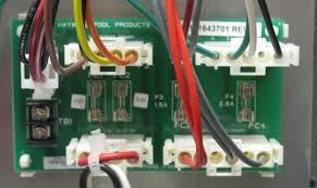 universal h series diagnostics manual hxxxfd(n p) hxxxfd(n p)asme Hayward Super Pump Wiring at Hayward H200 P1 Wiring Diagram