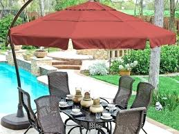 patio table covers with umbrella hole table with umbrella hole outdoor table umbrella outdoor and patio furniture a grills and accessories a round patio