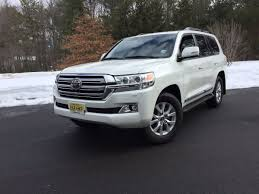 On the Road Review: Toyota Land Cruiser - The Ellsworth ...