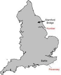 the battle of stamford bridge ad map jpg