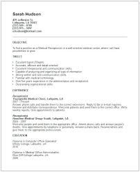 Sample Resume Objectives For Internships Sample Resume Internship ...