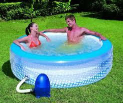 Round Inflatable Pool Pool Design Ideas