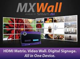 Small Picture video wall software SmartAVI