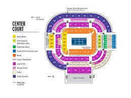 Metlife Stadium Interactive Seating Chart Stadium Seating Charts Western Southern Open Inside The Most