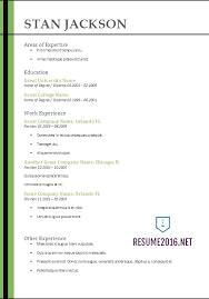 Resume Format 2017 Gorgeous Best 28 Resume Format Denmarimpulsarco