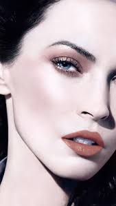 makeup inspiration megan fox for giorgo armani
