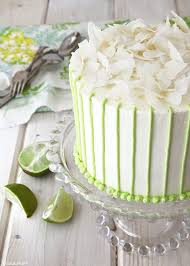 Recipe Coconut Lime Cake