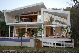 modern architecture beach house costa rican architecture modern beach house costa rica