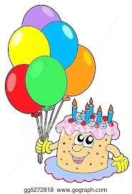 Birthday Cake Drawing Line Drawing Cartoon Birthday Cake Birthday