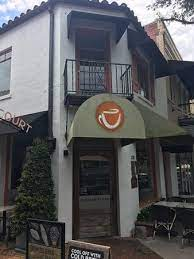 Barnie's will donate proceeds from these sales to the winter park public library. Entrance Picture Of Barnie S Coffee Tea Winter Park Tripadvisor