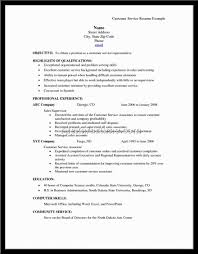 great customer service resume examples  job resume samples tag