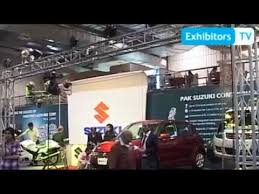pak suzuki motor co ltd at stan auto show 2016 exhibitors tv network