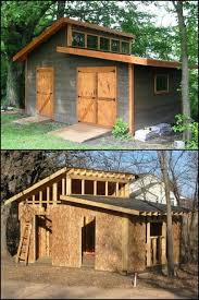 diy garden office plans. We Found A Really Nice Garden Shed That You Can DIY! Lots Of Storage Space, Great Natural Light, Big Doors! Do Need This In Your Backyard? Diy Office Plans