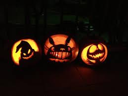 Totoro Pumpkin Designs My Oogie Boogie Pumpkin My Husband Totoro Pumpkin My