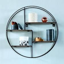 circle wall shelf remarkable round shelf designs to adorn your empty walls circle wall shelf uk