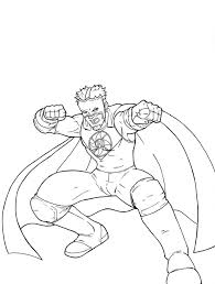 Small Picture Coloring Pages Kids Wrestling Coloring Pages Wwe Coloring