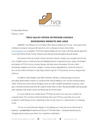 member news detail tech valley. Member News Detail. Tech Valley Office Interiors Unveils Redesigned Website And Logo Detail O