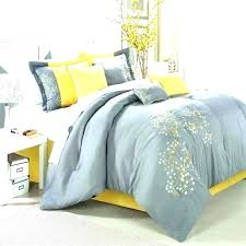 minimalist grey and yellow quilt bedding set from duvet cover light nice gray ye