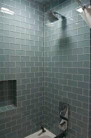shower remodel glass tiles. Fine Shower Love This Tile Ocean Grey Blue Glass Tile Shower Found At Http On Shower Remodel Glass Tiles S