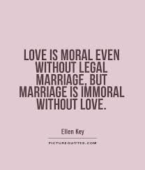 Moral Quotes About Love