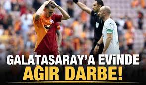 Galatasaray'a evinde Alanya darbesi! - Tüm Spor Haber