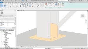 Site Designer Revit 2019 2 Revit 2019 Create Custom Steel Connections Example 1