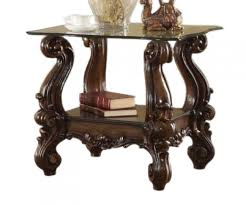 interior glass top end tables desire planes round table by copeland furniture vermont woods studios