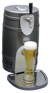 gifts for beer drinkers. Perfect Gifts Koolatron KTB05BN 5Liter Beer Keg Chiiler And Gifts For Drinkers