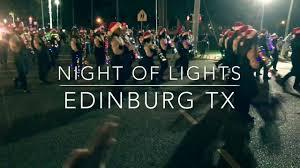 Edinburg Night Of Lights 2017 Edinburg Police Department Motion Chariot By Edinburg Cable