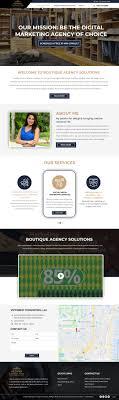 Boca Web Design Web Design For Victorem Consulting By Pb Design 22454875