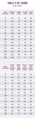 Most Popular Boohoo Size Chart Size Guide For Women Dresses