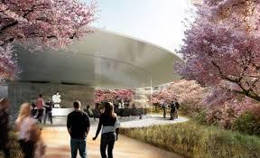 apple new head office. The New Apple Head Office -