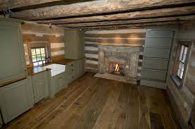 rustic cabin kitchens. A Cabin In The Heart Of Virginia Horse Country Rustic-kitchen Rustic Kitchens