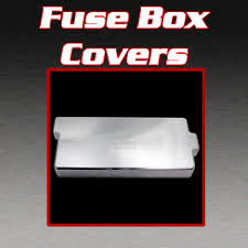 2007 2012 ford mustang shelby gt500 fuse box covers upr products fuse box cover panel Fuse Box Cover #41
