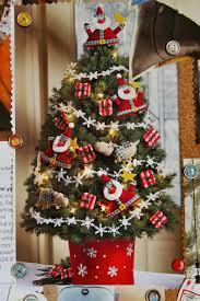 Miniature Lighted Christmas Tree | Tabletop Artificial Christmas Tree |  Tabletop Christmas Tree