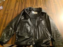clothingthis is my dad s leather jacket