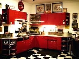 antique red kitchen cabinets hve ths n mnd pnterest s nd grge red vintage kitchen ideas antique red kitchen cabinets