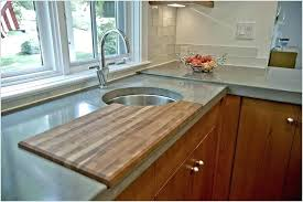 adorable granite countertops cutting board or cutting board countertop insert on attractive plus built in kitchen