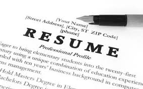 What To Put In Professional Profile On Resume Tips For Writing A Resume Profile