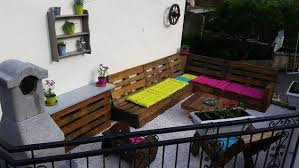 Cool diy furniture set Ideas Pallet Terrace Or Balcony Furniture Set 634x357 13 Cool Diy Outdoor Furniture Made Of Pallet Fantastic Viewpoint 13 Cool Diy Outdoor Furniture Made Of Pallet